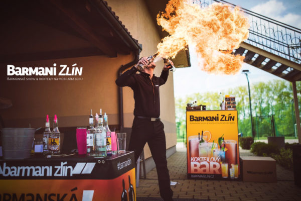 FIRESHOW - BARMANI ZLÍN - 002